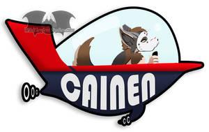 VF2018 Badge - Cainen