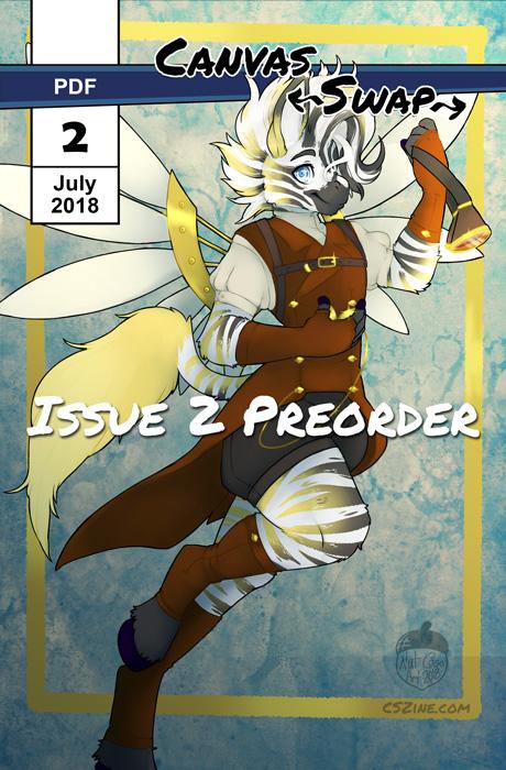 CSZ Issue 2: Steampunk: PDF PREORDER by Temrin