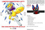 Limited Edition Renamon Print Sale by Temrin