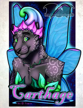 VF2019 - Queen Carthage