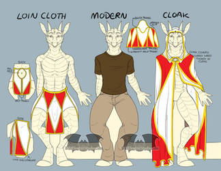 Clothing Ref - Wigran / Arcten by Temrin