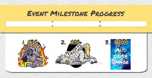 CSZ Issue 6 Event 1 Milestines Unlocked