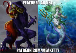 September Artist Feature: Meakitty