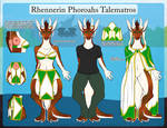 PTR Ref Sheet Clothing - Rhen