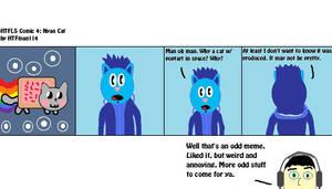 HTFLS Comic 4:Nyan Cat