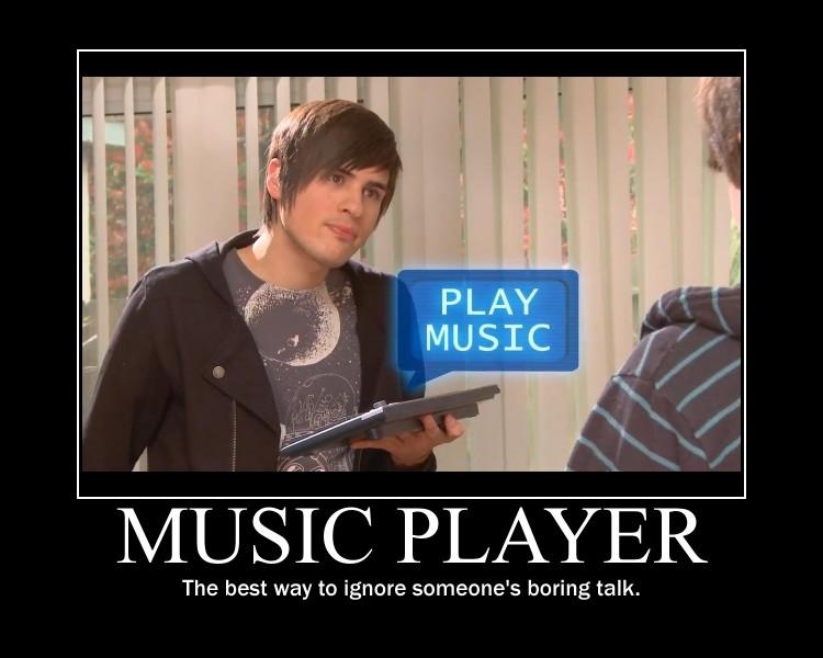 Smosh Music Player Motivator by htfman114 on DeviantArt