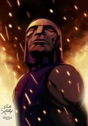 Darkseid 4 Kirby