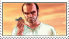 Trevor Phillips stamp by horses27