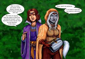 Baldur's Gate: Doomed by Ddriana