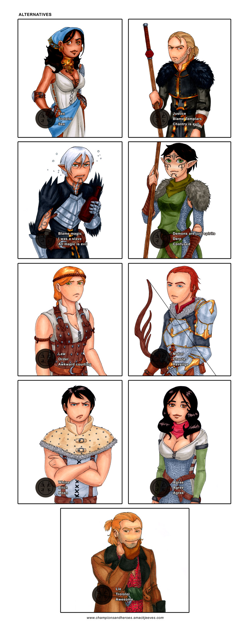 champions_and_heroes__alternatives_by_dd