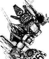 Cauldron-Born Alpha Strike by Prime-Mover