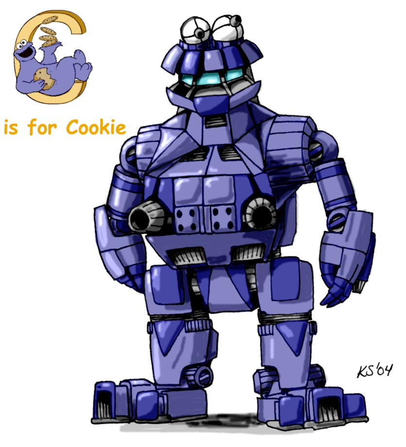 C Is For Cookie by Prime-Mover