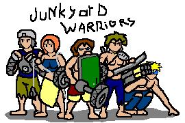 Junkyard Warriors by ScottaHemi