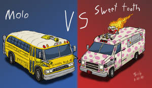 Molo vs Sweet Tooth