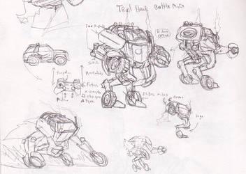 Trailhawk Battle mode concept by ScottaHemi