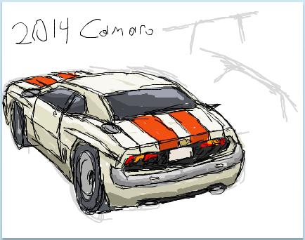 2014 Camaro Concept By Scottahemi D32syp5