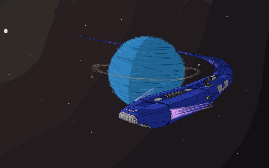 Jovian Slingshot Redo by ScottaHemi