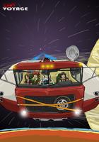 Dan's Voyage, Cover V1 by ScottaHemi