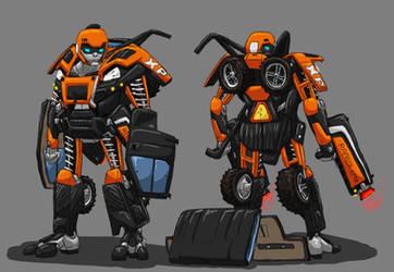 Ranger 900 transformer by ScottaHemi