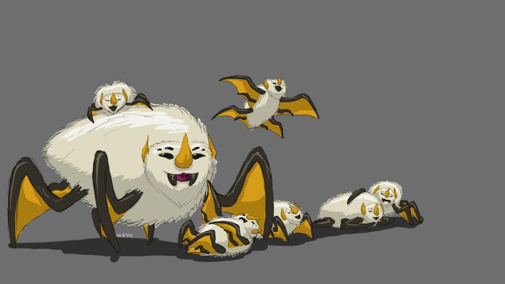 Piderbats by ScottaHemi