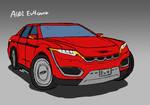 Audi Ev4 quatro Concept