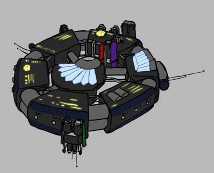 RBF station concept