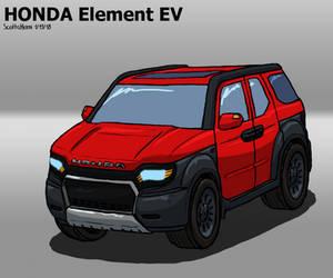 Honda Element EV by ScottaHemi