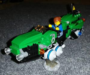 Lego Hover Bike by ScottaHemi