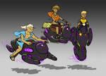 Golem Tech (Fantasy Vehicles)
