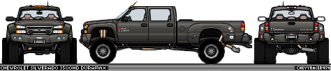 Spied 2014 Chevrolet 3500 Dually.html | Autos Weblog