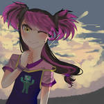Miko Nakadai-TFP by joen-san
