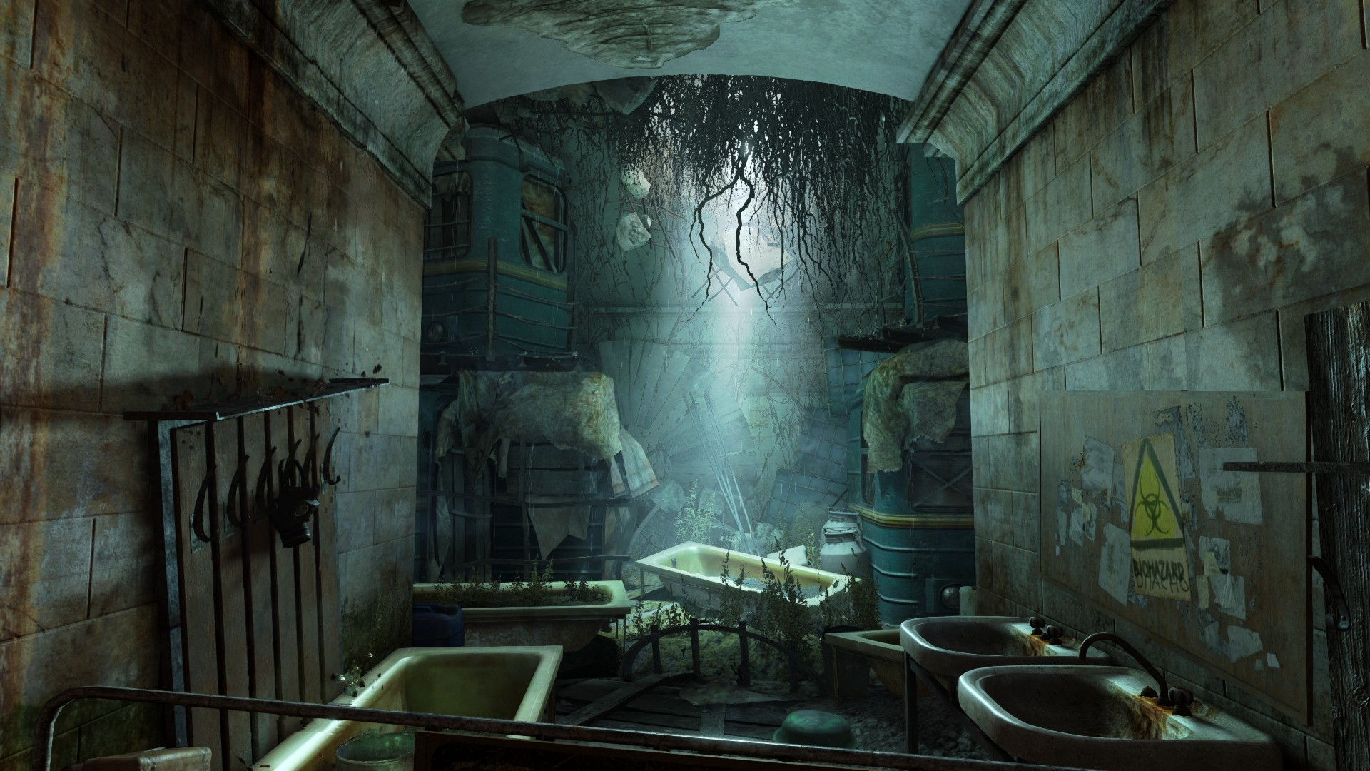 Metro Last Light Wallpaper By Nate15810 On Deviantart