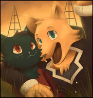 Gregg And Mae by Chibigere