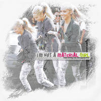 Ashley Tisdale Blend by adictiondesigns
