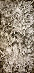 Demon by richardlamos