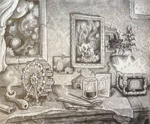 Carnival Altar by richardlamos
