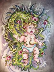 Babyeater by richardlamos