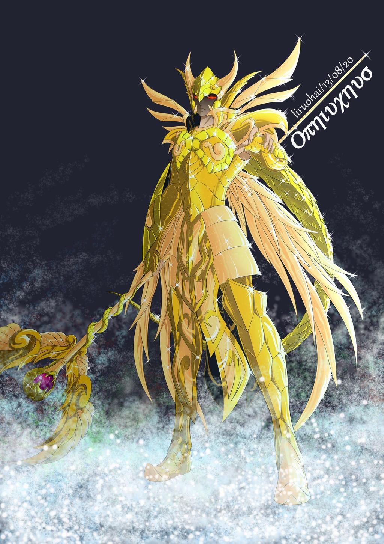 Gold cloth dell'ofiuco
