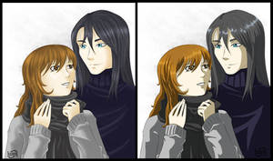 Sirius and Hermione