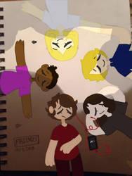 friends by sugarymelon
