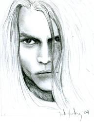 Johnny Depp by judetrinity