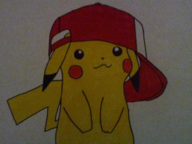 gangster pikachu - photo #18