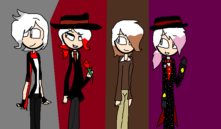 Slender Brothers Wallpaper By Suchanartist13 Deviantart – Dibujos