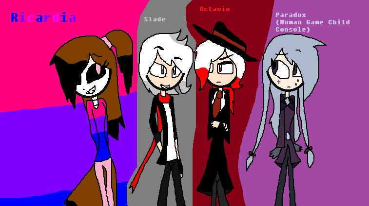 More Employees by WolfyTheKitsune
