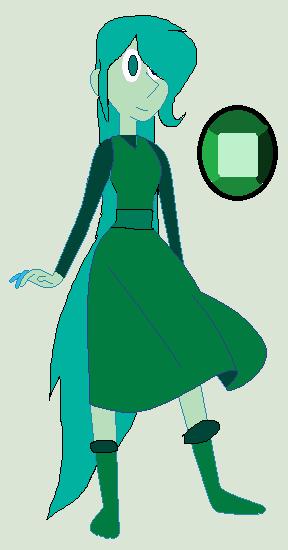 Emerald by WolfyTheKitsune