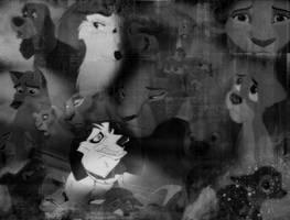 Sad Animash Wallpaper by Slipknotfan4life