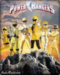 Power Rangers ~ Forever Yellow