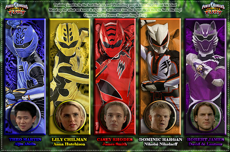 Power rangers jungle fury by andiemasterson on deviantart power rangers jungle fury by andiemasterson voltagebd Image collections