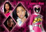 Camille Hyde (Pink Ranger)