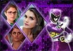 Claire Blackwelder (Purple Ranger)